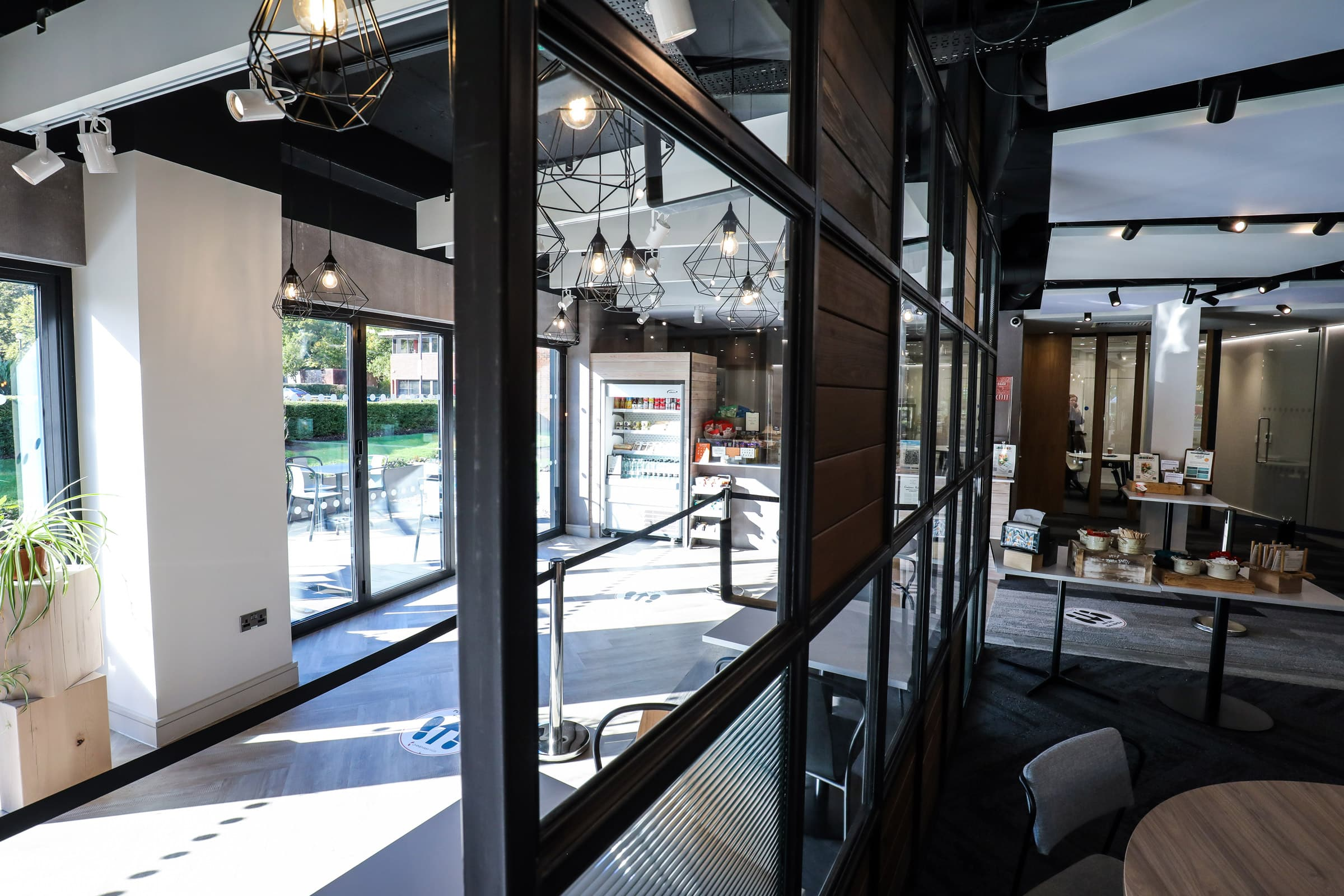 The Exchange is a flexible working space